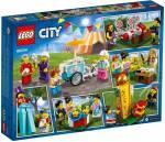 Klocki City Wesołe miasteczko - zestaw minifigurek
