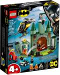 Klocki Super Heroes Batman i ucieczka Jokera