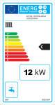 KOTŁY 12 kW do 100 m2 UniwersumEKO KOCIOŁ Piece PIEC Węglowy 9 10 11