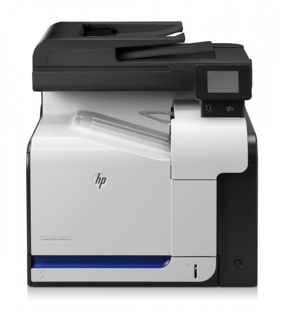 HP Inc. Color LJ PRO M570dw MFP CZ272A