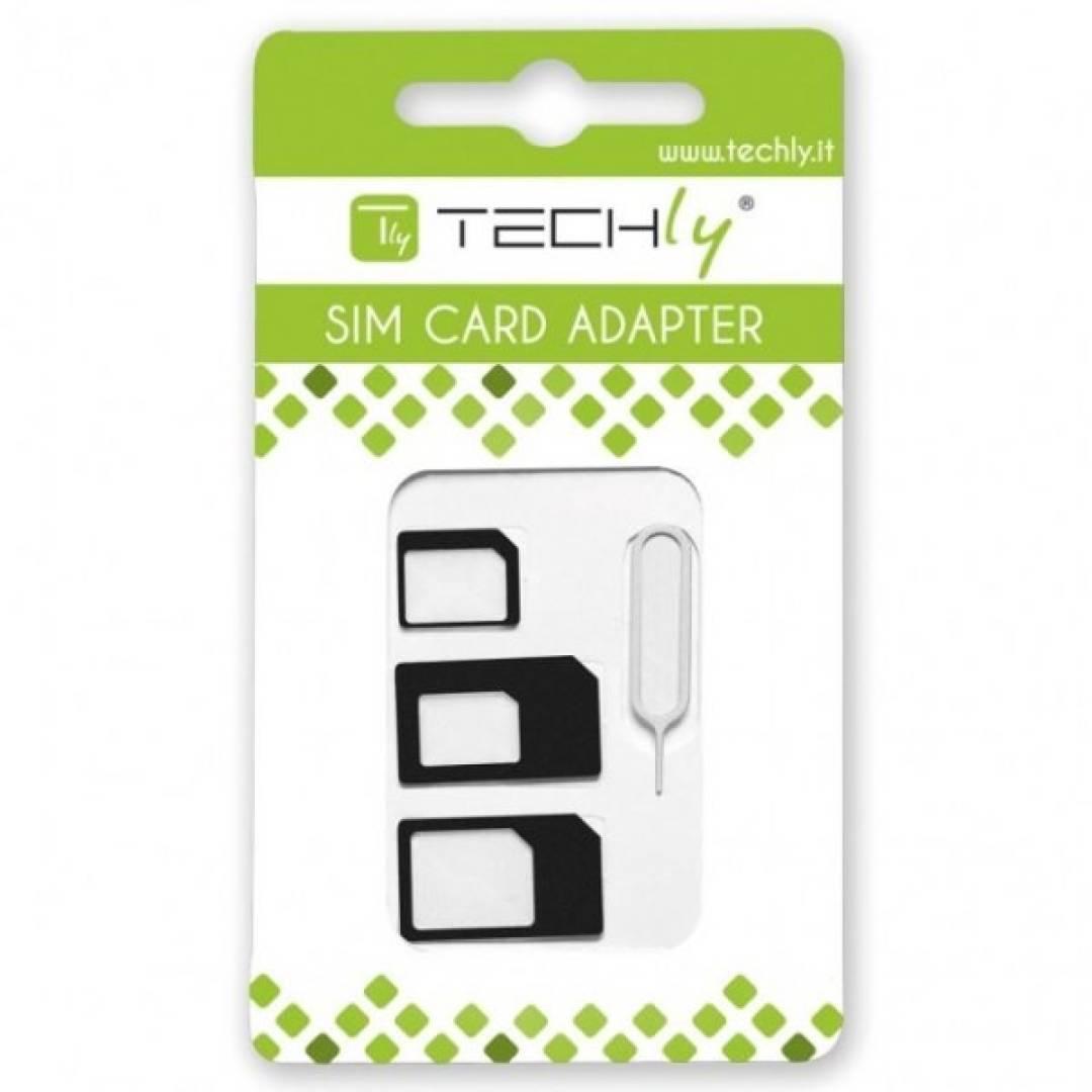 Adapter karty SIM (nano, micro) + kluczyk