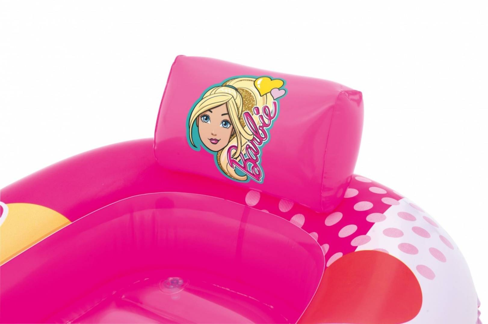 Łódka Barbie 114x71 cm