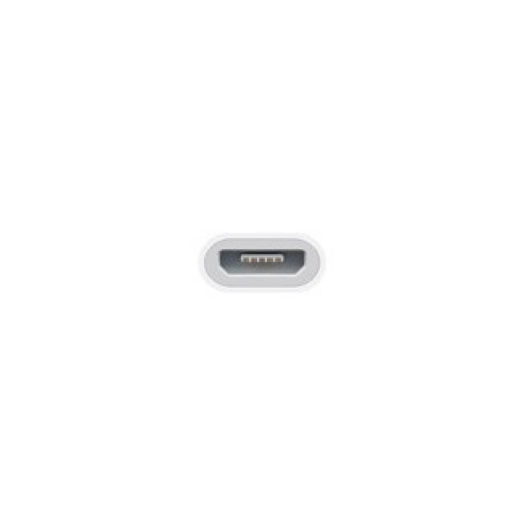 Apple Przejściówka ze złącza Lightning na złącze micro-USB