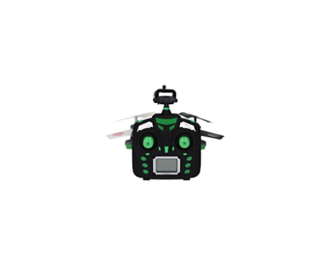 Overmax DRON X-BEE3.1 WIFI ZIELONY