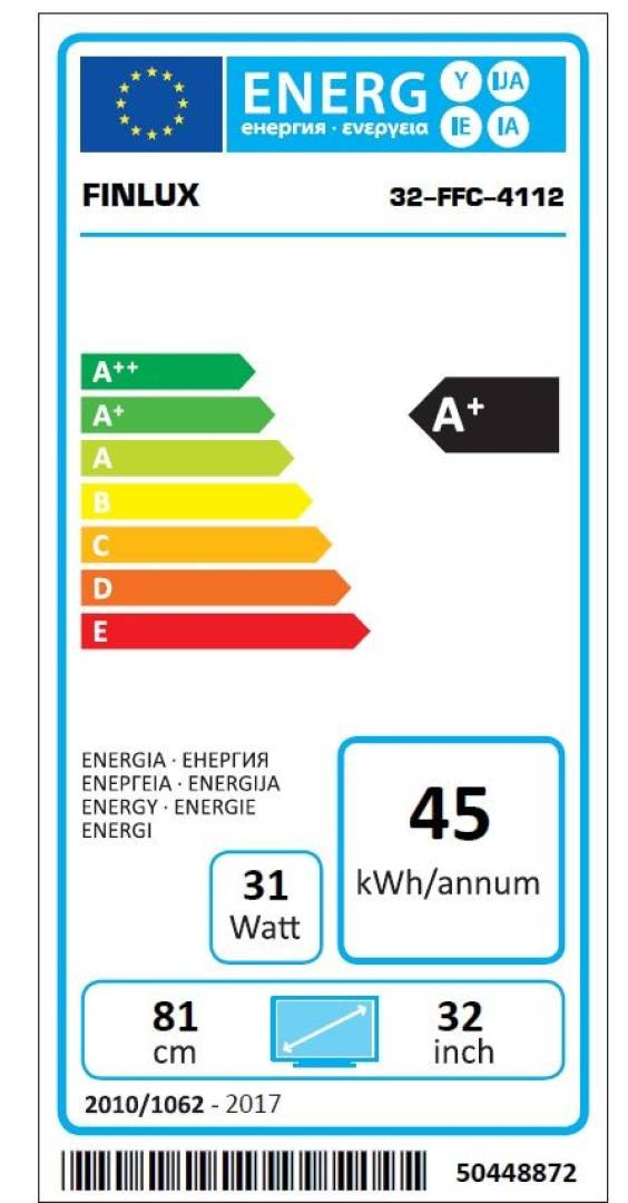 Telewizor 32 LED 32-FFC-4112