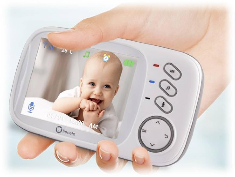 Elektroniczna Niania Care BABYLINE 6.1 biała