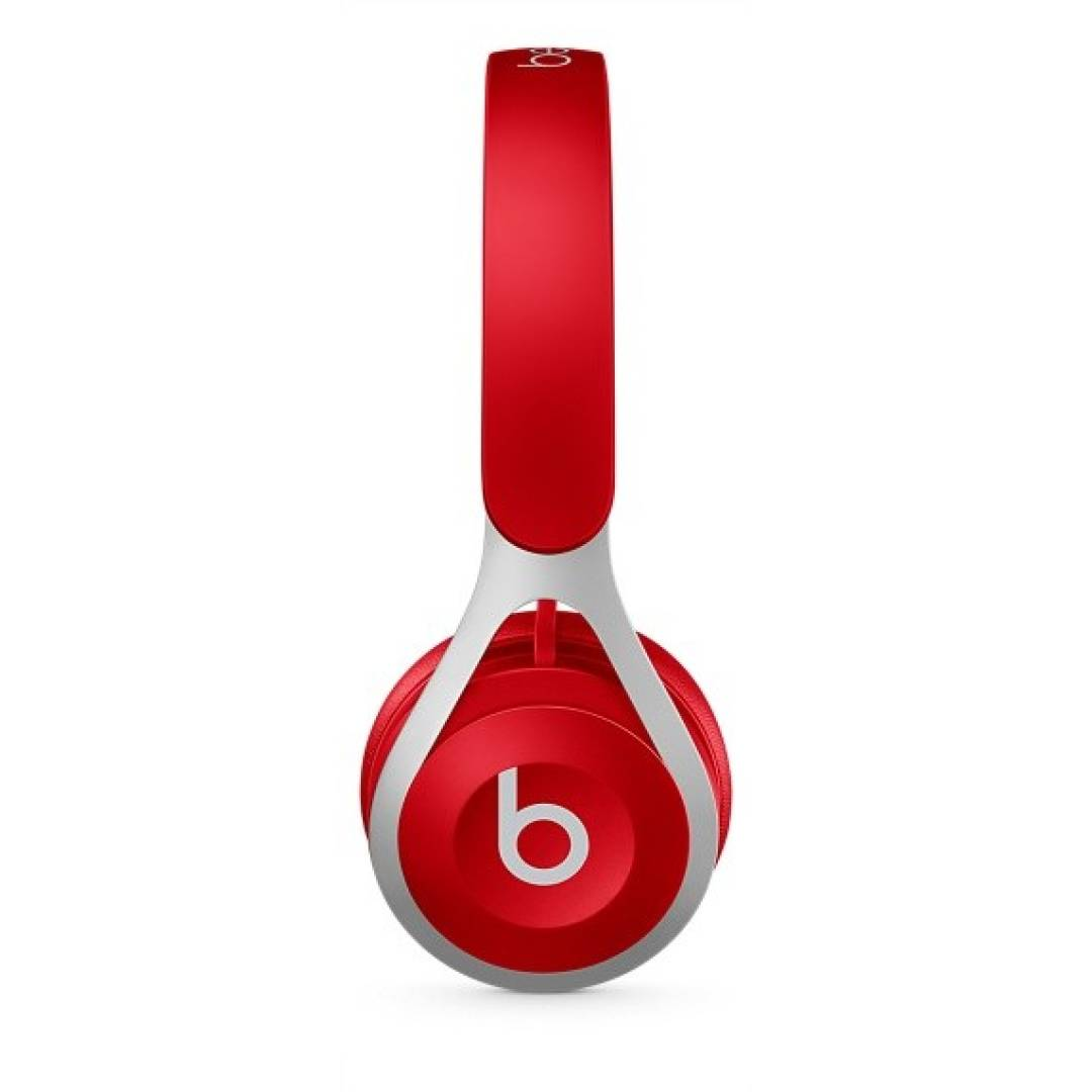 Apple Słuchawki nauszne Beats EP - czerwone