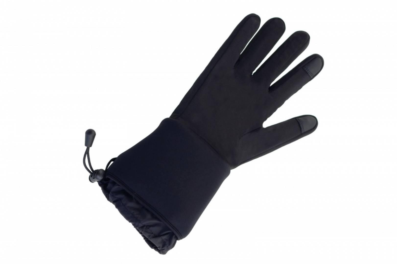 Rękawiczki ogrzewane - Glovii, czarne L-XL