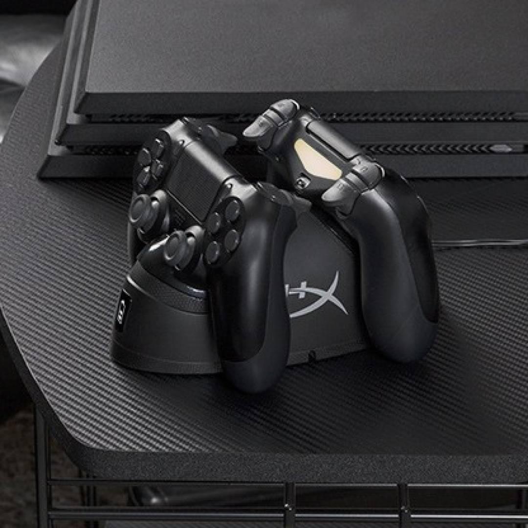 Ładowarka do padów PS4 Duo