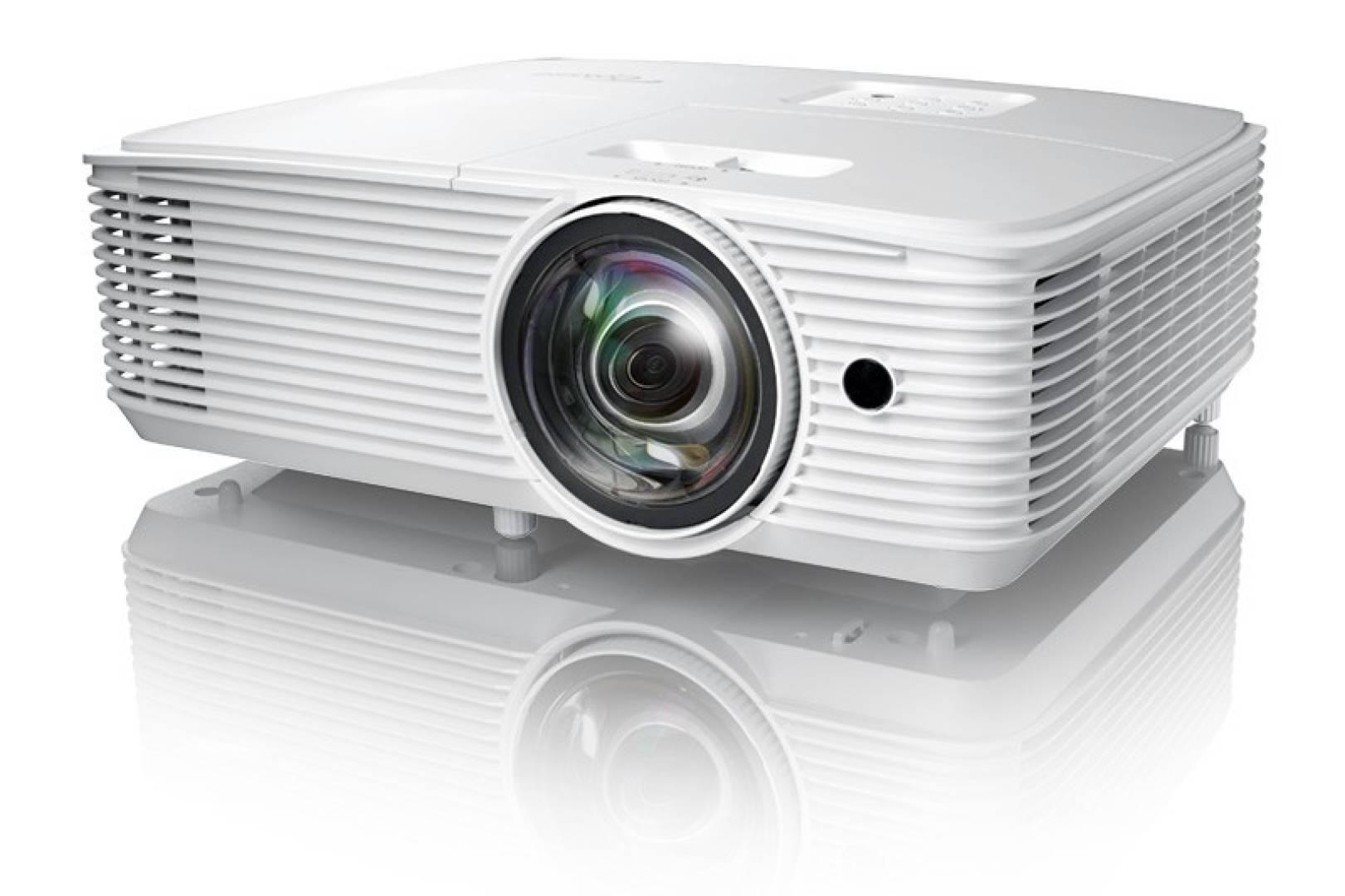 Projektor W308ST DLP WXGA  3500ANSI  20000:1