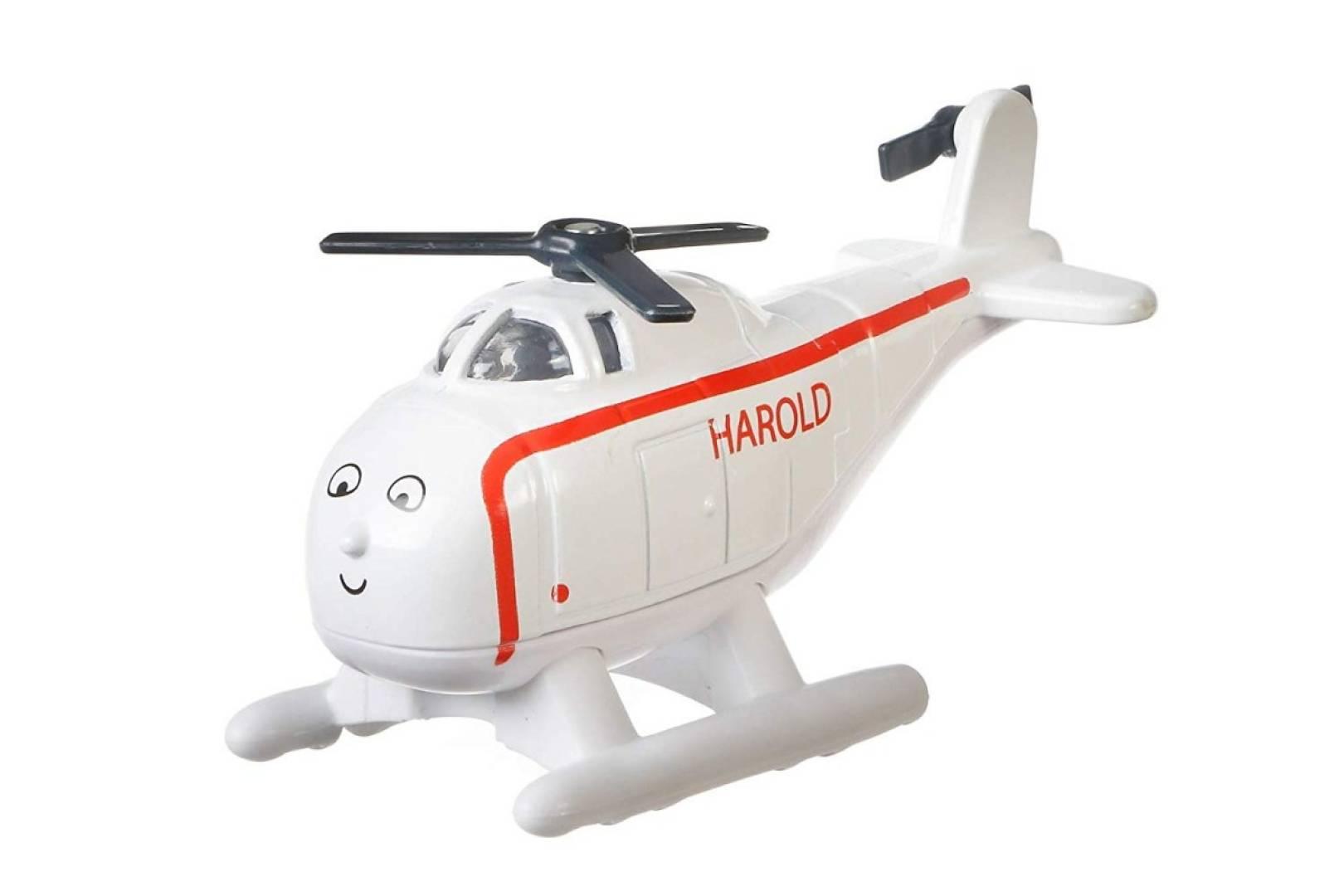 Helikopter Tomek i Przyjaciele, Mała Lokomotywka TrackMaster Harold
