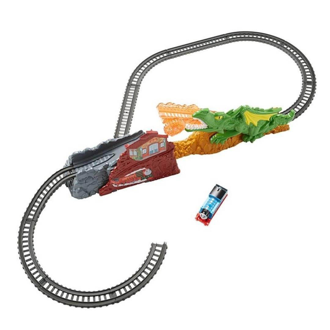 Pociąg Tomek i Przyjaciele Zestaw Ucieczka przed smokiem