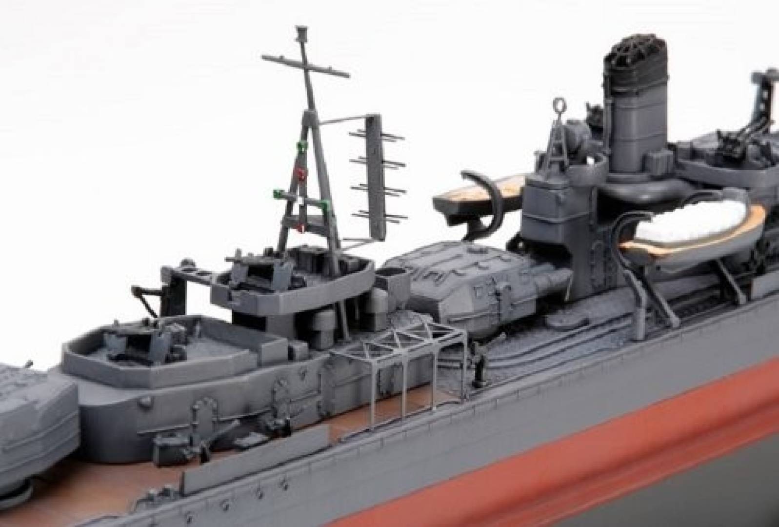 Model plastikowy Yukikaze 1/350