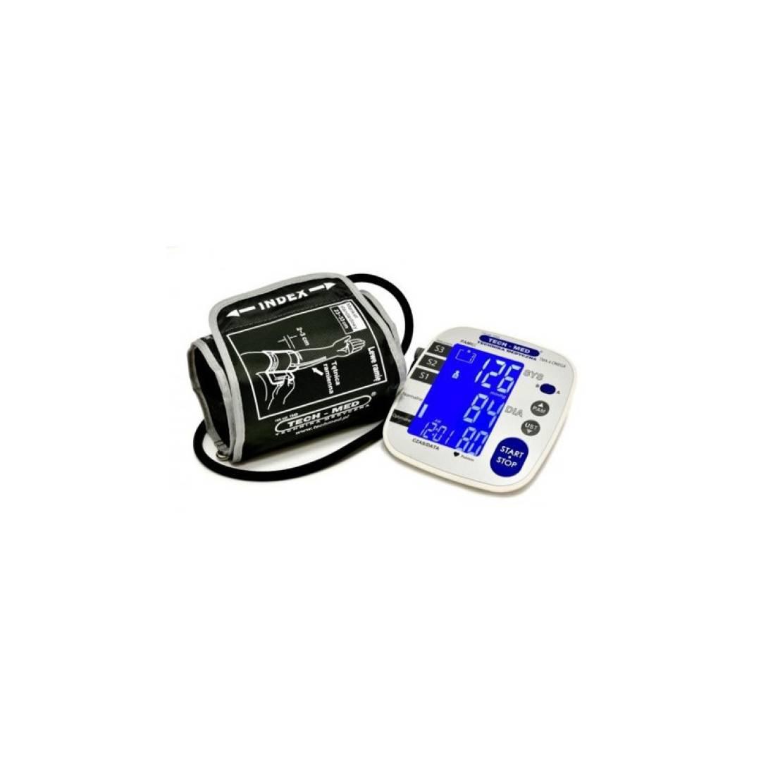 Ciśnieniomierz elektroniczny TMA-6 OMEGA + zasilacz