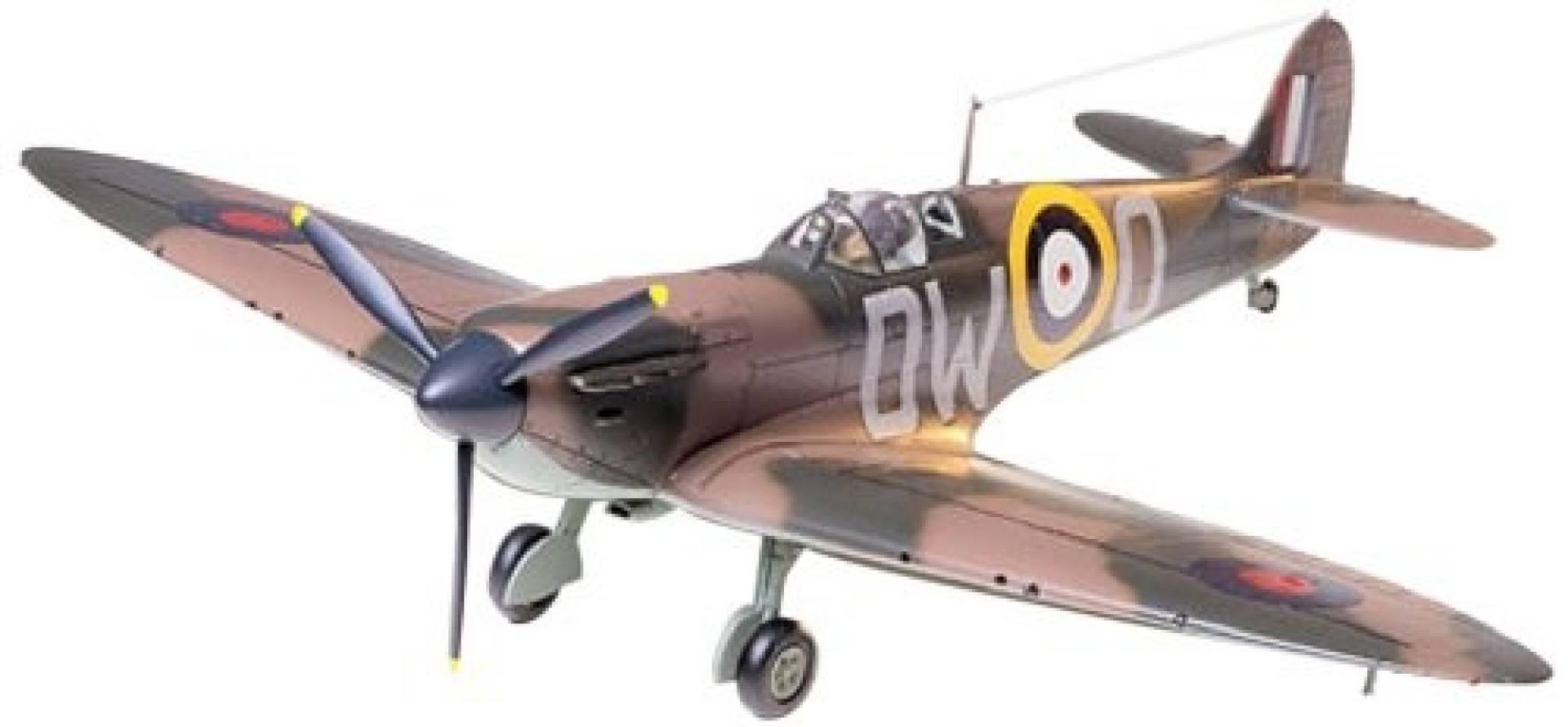Model plastikowy Spitfire Mk.I