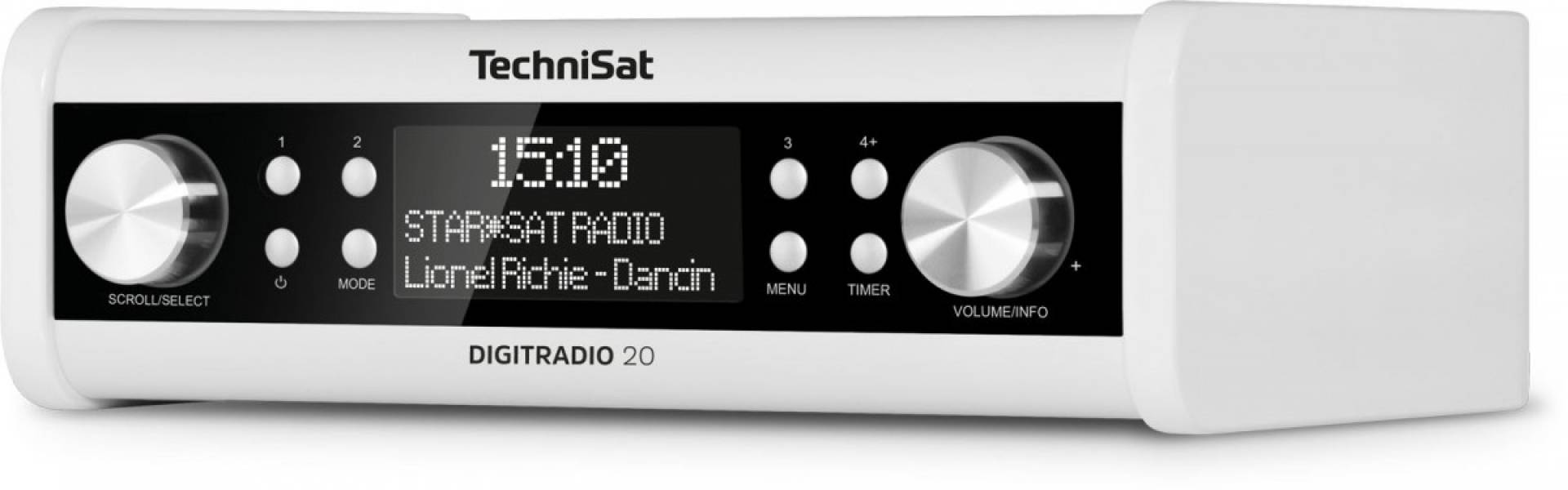 Radio do zabudowy DigitRadio 20 DAB+