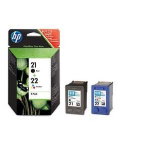 HP Inc. Combo Pack Tusz 21 + 22 SD367AE