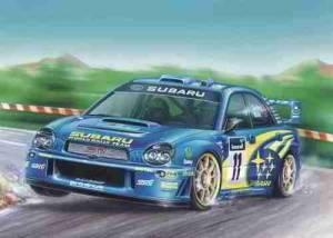 HELLER Subaru Impreza WRC 2002