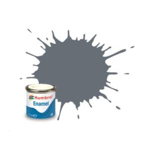 HUMBROL Farba Nr 5 Dark Admira Grey 14mlGloss