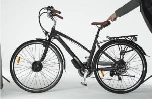 TrybEco Rower Elektryczny Luna 28 Black Matte