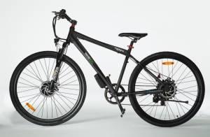 TrybEco Rower Elektryczny Terra 28 Black Matte