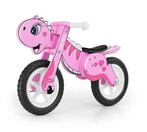 Rower biegowy Dino Pink
