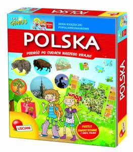 Książeczki I'm a Genius - Polska