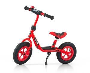 Rower biegowy Dusty 10'' czerwony
