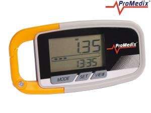 ProMedix Krokomierz cyfrowy 3D akcelerometr licznik kroków, dystansu, kalorii PR-315