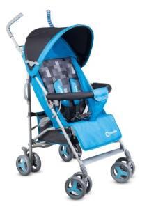 Wózek spacerowy Elia niebieski