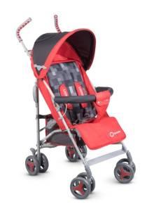 Wózek spacerowy Elia czerwony