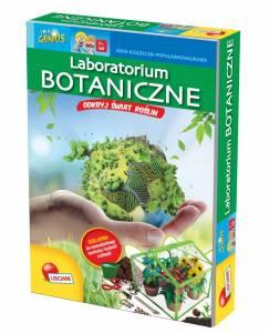 Książeczka Im a Genius - Laboratorium botaniczne