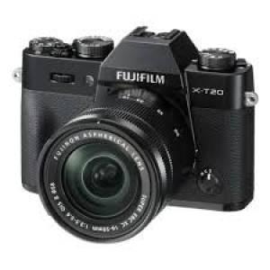 X-T20 + 16-50mm black