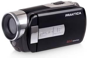Kamera video Luxmedia Z160IR czarna