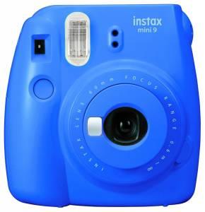 Instax Mini 9 kobaltowy błękit