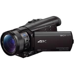 Kamera FDR-AX100E 4K