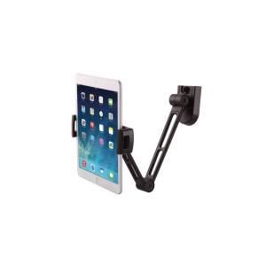 Techly Ramię ścienne do tabletu i iPad 4.7-12,9 regulowane czarne