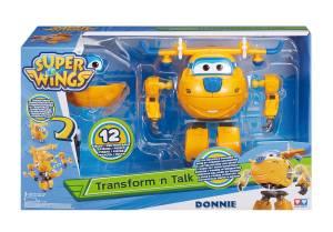 Cobi Samolot robot Super Wings z dźwiękami - Donnie