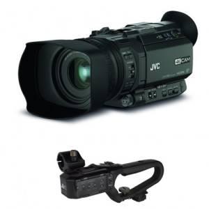 JVC Kamera GY-HM170E + grip KA-HU1