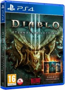 Gra PS4 Diablo III Eternal Collection