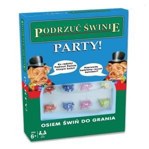 Gra Podrzuć Świnie - Party!
