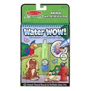 Kolorowanka Water Wow! - Zwierzęta