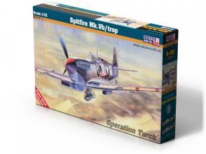 Model plastikowy Spitfire Mk Vb trop