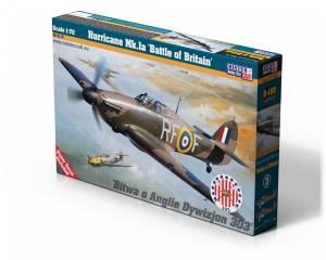 Model plastikowy Hurricane Mk Ia Bitwa o Anglię