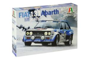 Model plastikowy Fiat 131 Abarth Rally