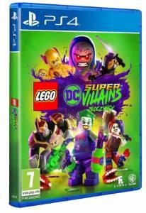 Gra PS4 Lego Super Złoczyńcy