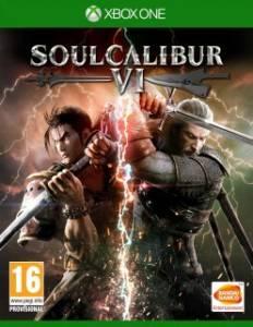 Gra Xbox One Soul Calibur 6
