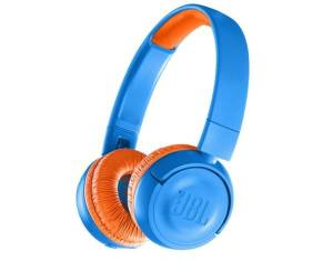 JBL Junior Słuchawki JR300BT niebiesko-pomarańczowe
