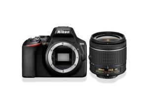 Aparat fotograficzny D3500 + obiektyw 18-105VR