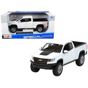 Model kompozytowy Chevrolet Colorado ZR 2017 1/27